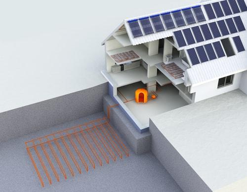 warmtepomp bestaande woning